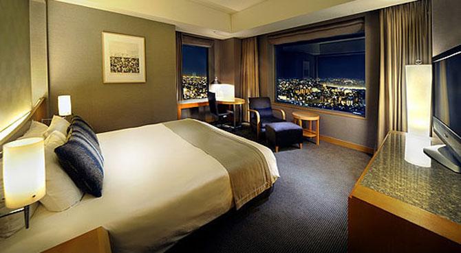Four Hotels in Tokyo Cerulean Tower Tokyu 1