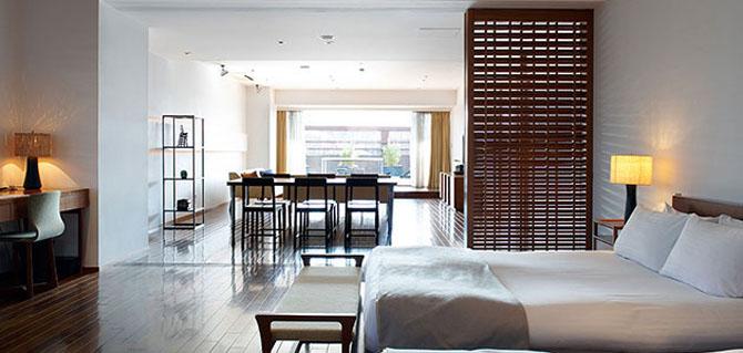 Four Hotels in Tokyo Claska 1