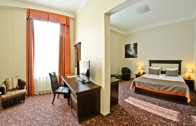 Hotel Alfavito Business Excellence in Kiev 2