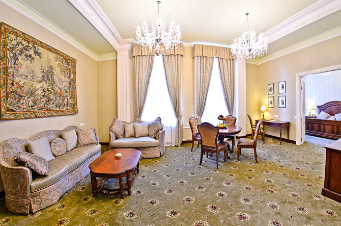 Hotel Alfavito Business Excellence in Kiev 5