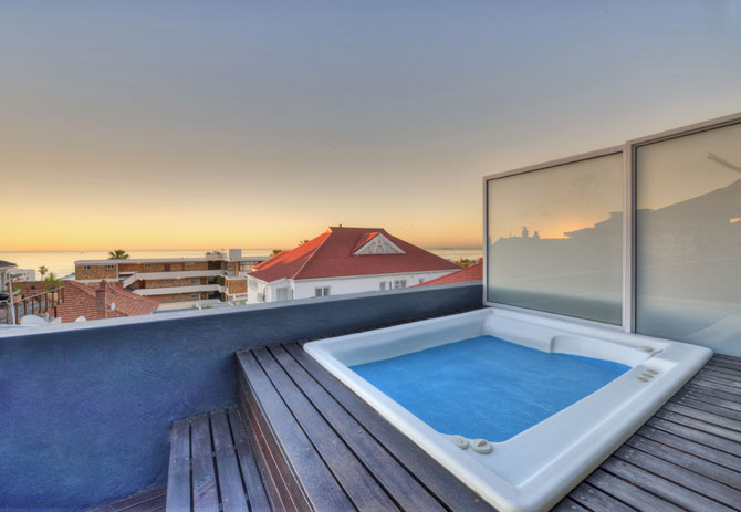 O on Kloof Boutique Hotel and Spa Cape Town 9