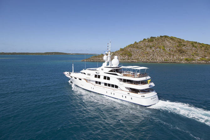 Planning the Perfect Wardrobe for A Superyacht Charter 1