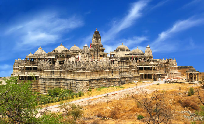Ranakpur The Temple Town of Rajasthan The Holy Jain Temple 2