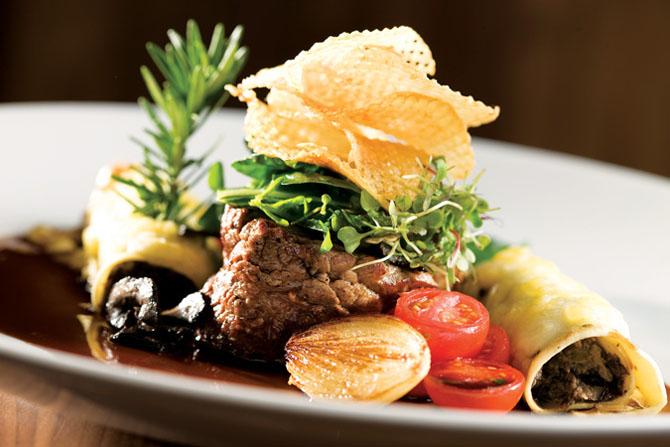 Sevruga Restaurant Cape Town 5