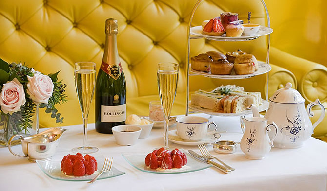 Taking British Luxury to the Next Level at The Goring 16