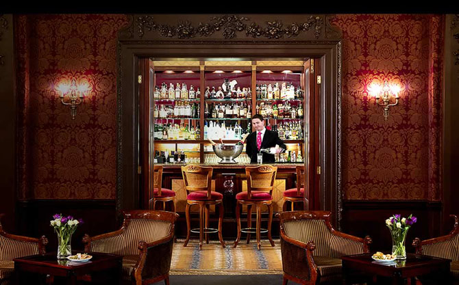 Taking British Luxury to the Next Level at The Goring 18