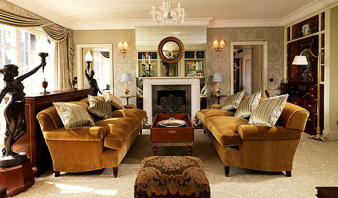 Taking British Luxury to the Next Level at The Goring 6