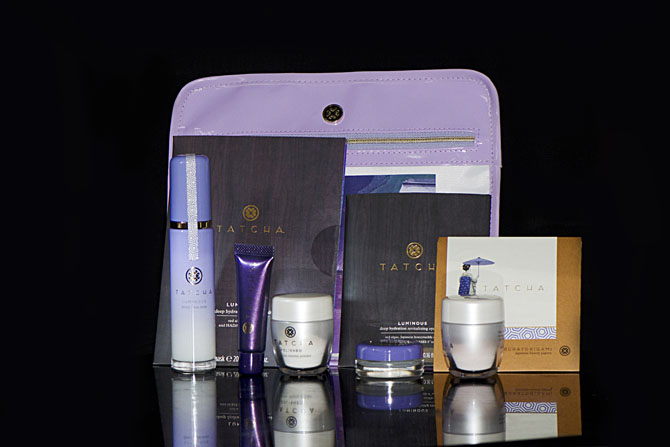 Tatcha Travel Kit For Luxurious Skincare on the Go 4