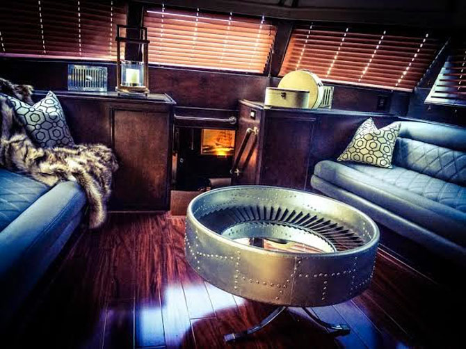 The Aviator An Exclusive Look at Nico Santuccis New Luxe Yacht 4