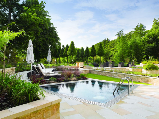 The Best English Country Spas Lucknam Park Bath 3