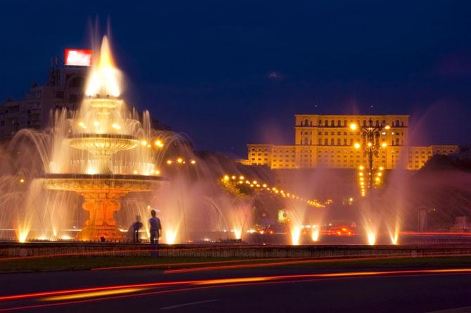 The Radisson Blu in Bucharest 1
