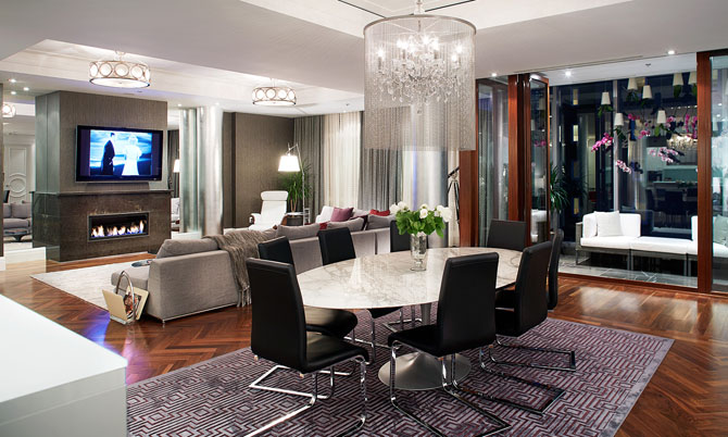 The Ritz Residence Montreal 4