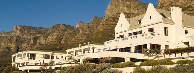 The Spa at The Twelve Apostles Cape Town 2