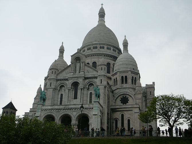 Top 10 Indulgences When In Paris Basilica of the Sacre Coeur