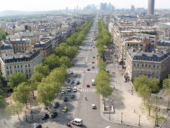 Top 10 Indulgences When In Paris Champs Elysees