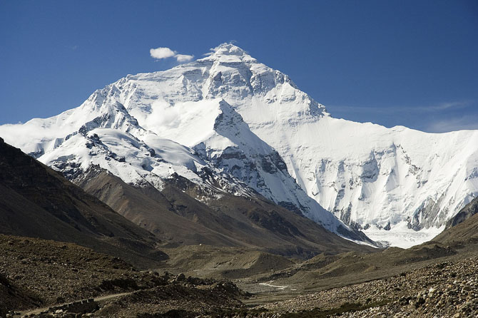 Top 10 Mountains to Hike in the World Mount Everest Nepal