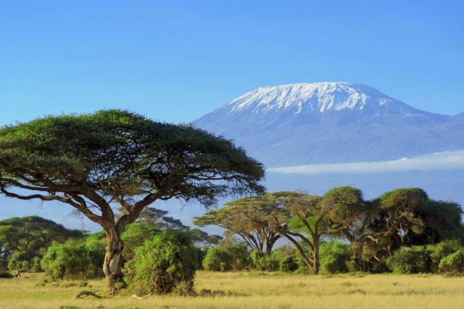 Top 10 Mountains to Hike in the World Mount Kilimanjaro Tanzania