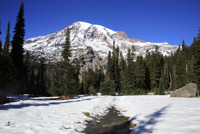 Top 10 Mountains to Hike in the World Mount Rainier USA