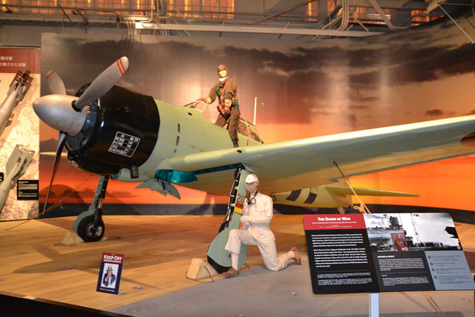 Top 10 Sightseeing Attractions in Honolulu Pacific Aviation Museum