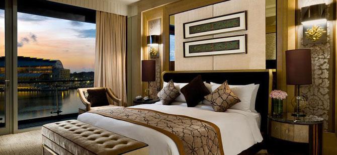 Top 5 Luxury Hotels in Singapore Fullerton Bay Hotel 2