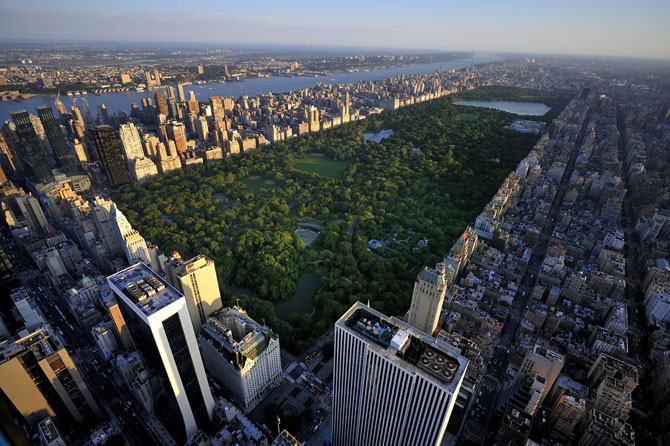 Top 5 Things to do with Kids in NYC Central Park