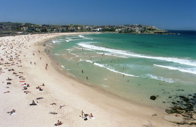 Top 7 Family Activities in Sydney Bondi Beach