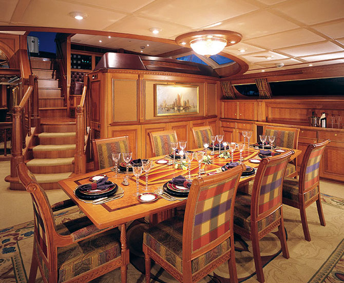 Top 7 Sailing Superyachts to Charter This Winter Georgia 2