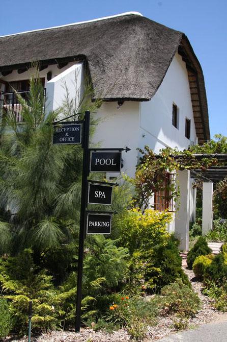 WedgeView Spa Stellenbosch 1