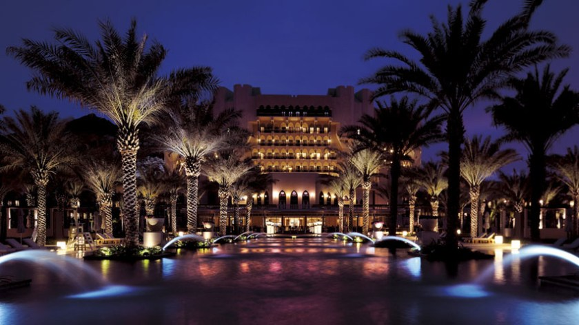 Al Bustan Palace Oman 1