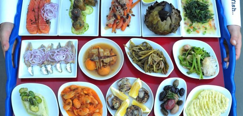 Fish Restaurant Istanbul 2