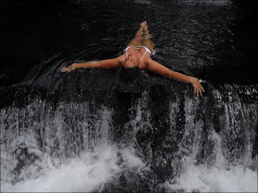 Listen to the Murmurings of the Earth at the Tabacon Spa Costa Rica 1
