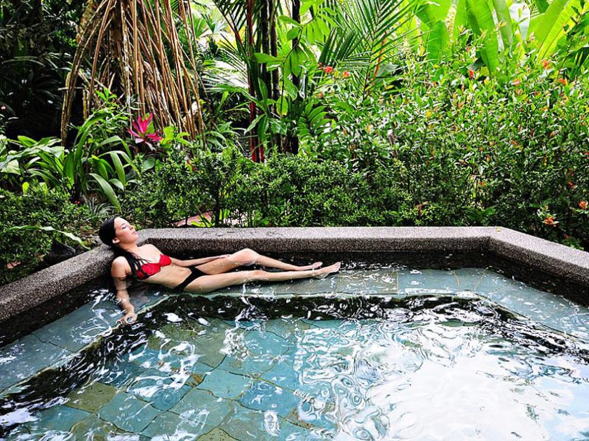 Listen to the Murmurings of the Earth at the Tabacon Spa Costa Rica 3