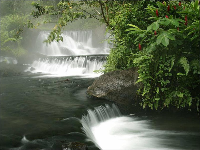 Listen to the Murmurings of the Earth at the Tabacon Spa Costa Rica 7