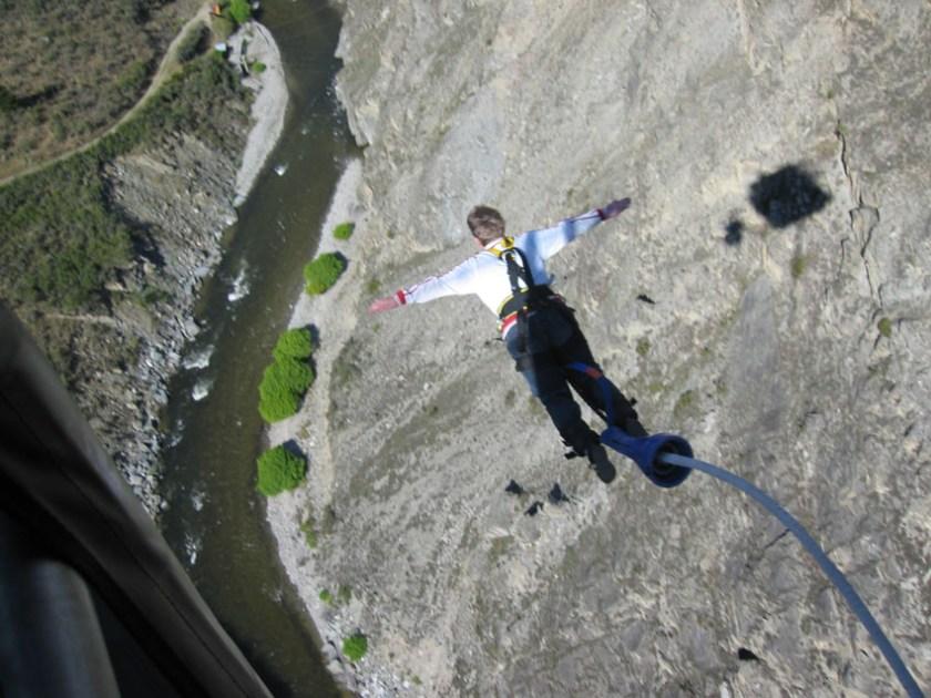 Nevis Canyon New Zealand