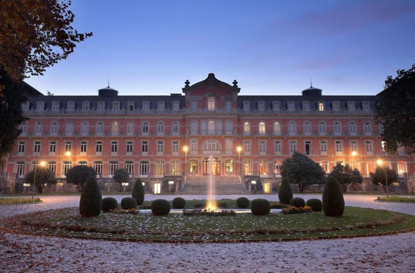 Vidago Palace Portugal 1