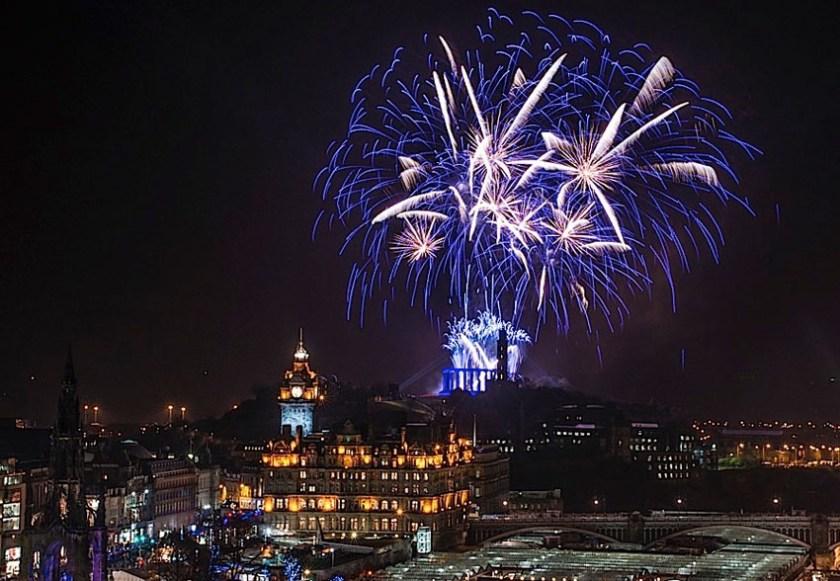 Edinburgh Home of Hogmanay 7