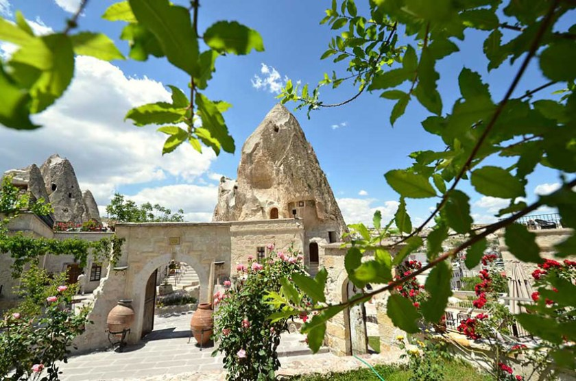 Fairy Tales and Chimneys in Cappadocia 1