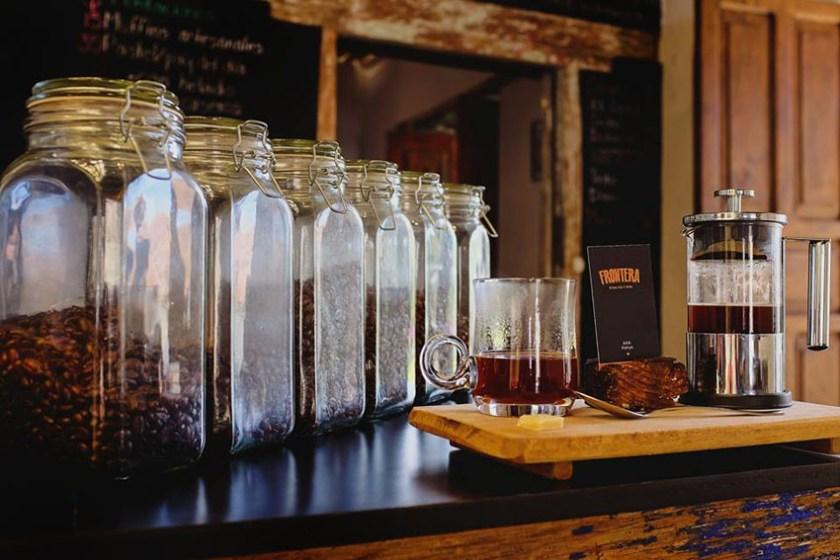 Frontera Artisan Food & Coffee San Cristobal de Las Casas Mexico