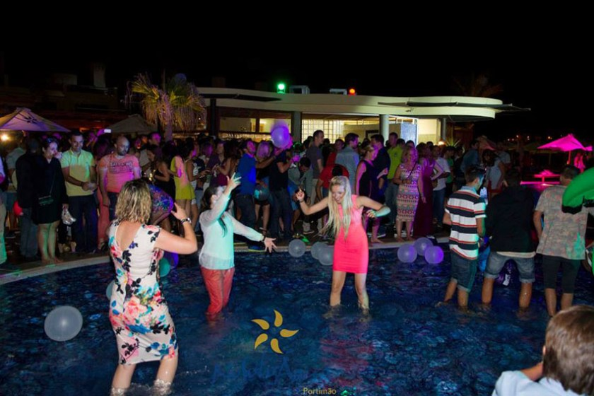 No Solo Agua Beach Club Algarve 5