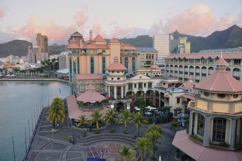 Port louis a city worth exploring luxeinacity - Where is port louis mauritius located ...