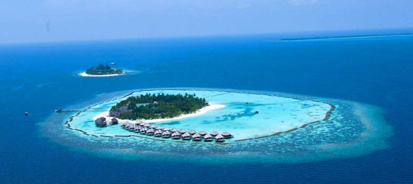 Snorkelling in Maldives 2