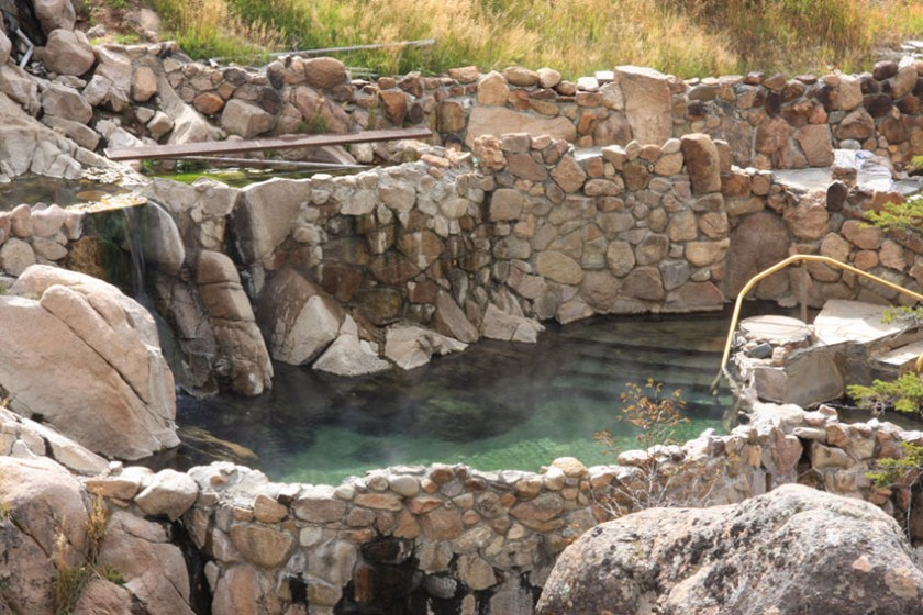 Strawberry Park Hot Springs USA