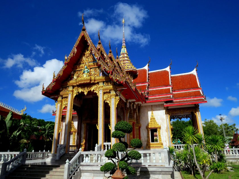 Top 5 Things to do in Phuket Wat Chalong