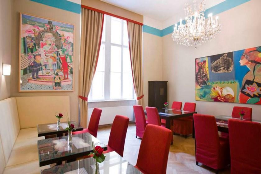 Best Hotels Vienna Austrian Top Design 3