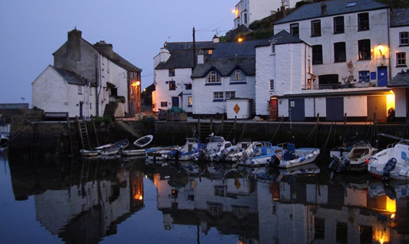 crab suppers and scrumpy in polperro village 3