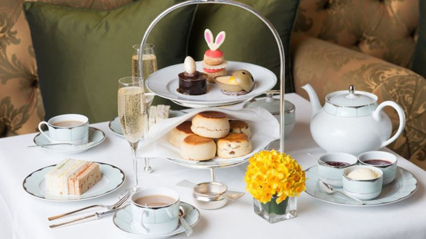 Afternoon Tea in London 3