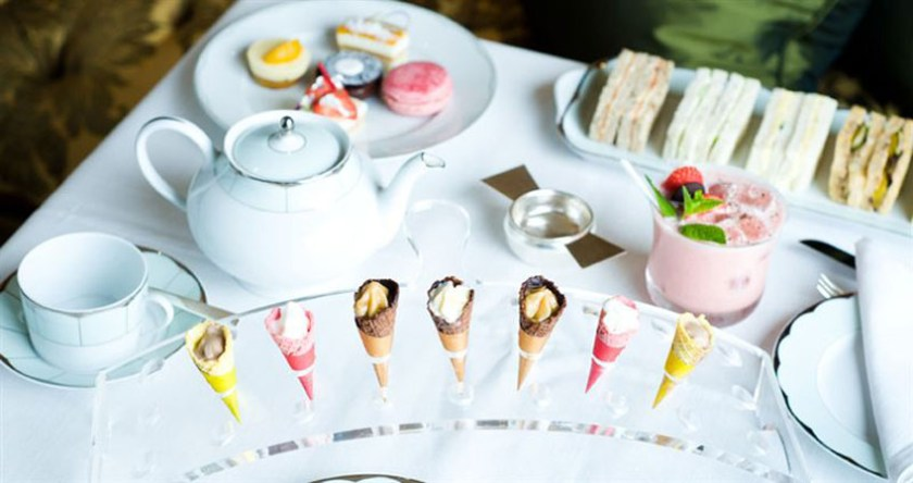 Afternoon Tea in London 6