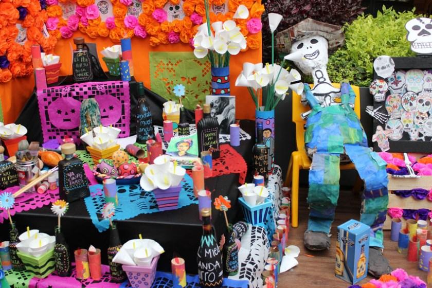 Mexican Festival Dia De Los Muertos 2