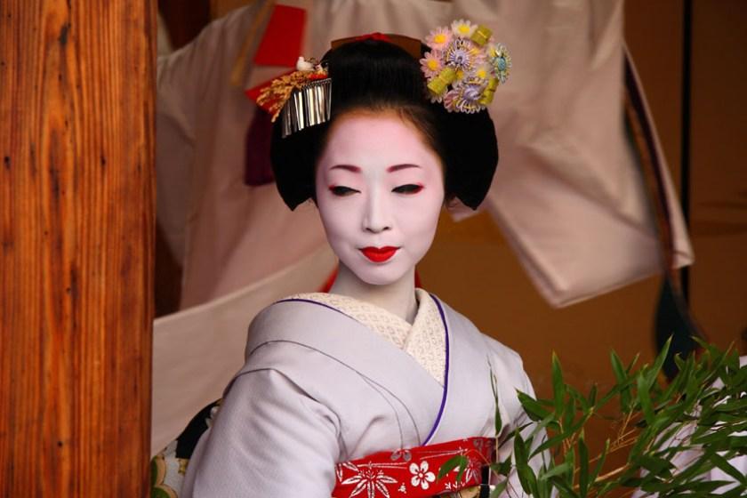 Japanese Tea Ceremony in Kyoto 1