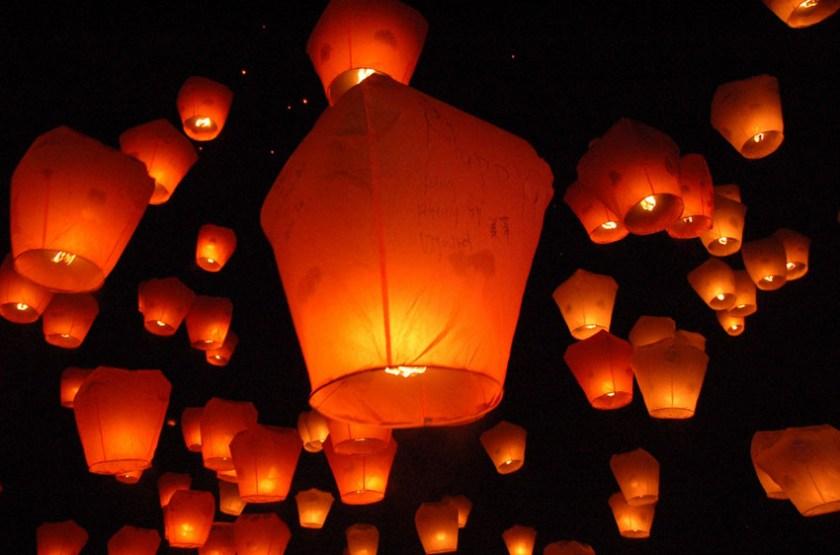 Lantern Festival Taiwan 2